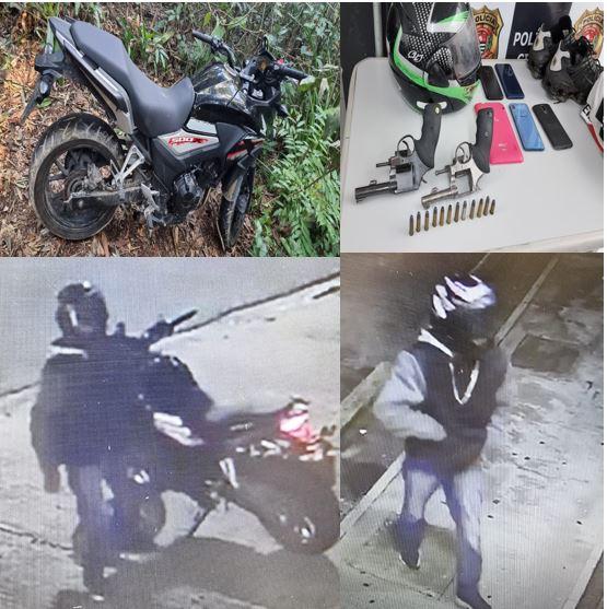 Polícia Civil prende suspeitos de cometerem roubos em Peruíbe