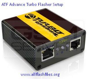 AFT advance turbo flasher setup download