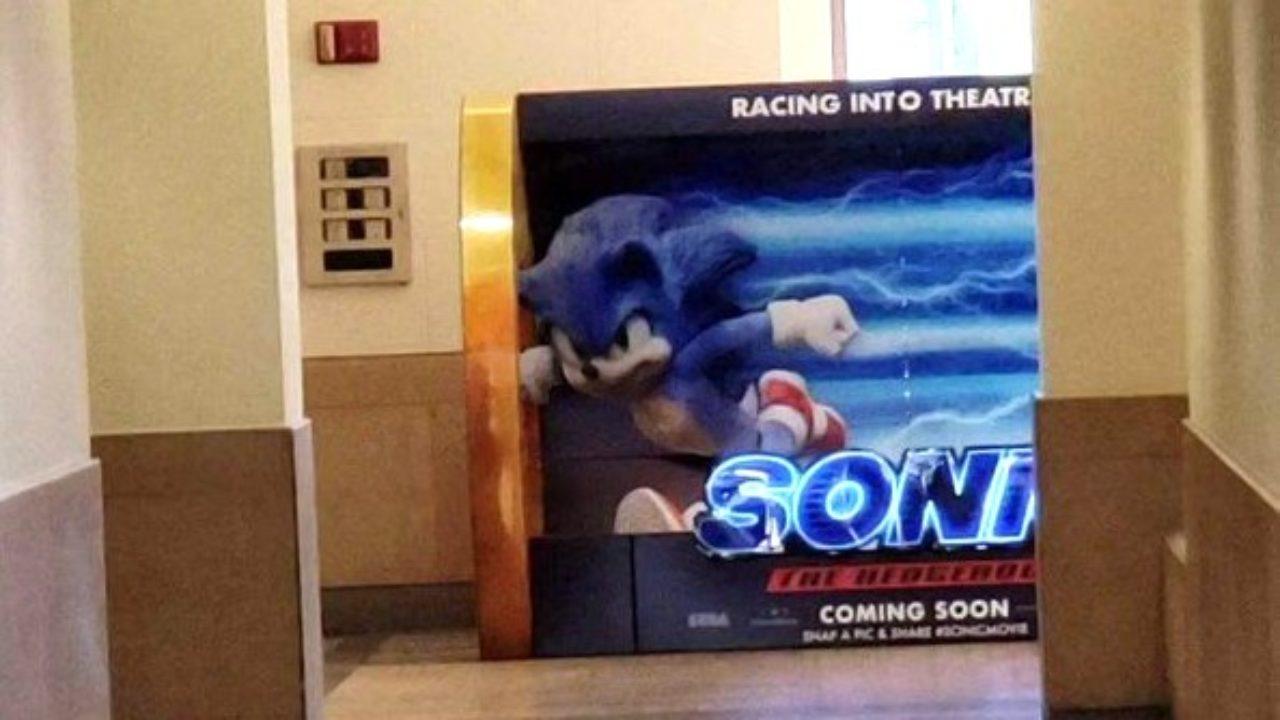 """Sonic: O Filme"""""""