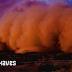 Nube gigante de arena del Sahara llega a México y EE.UU. la próxima semana