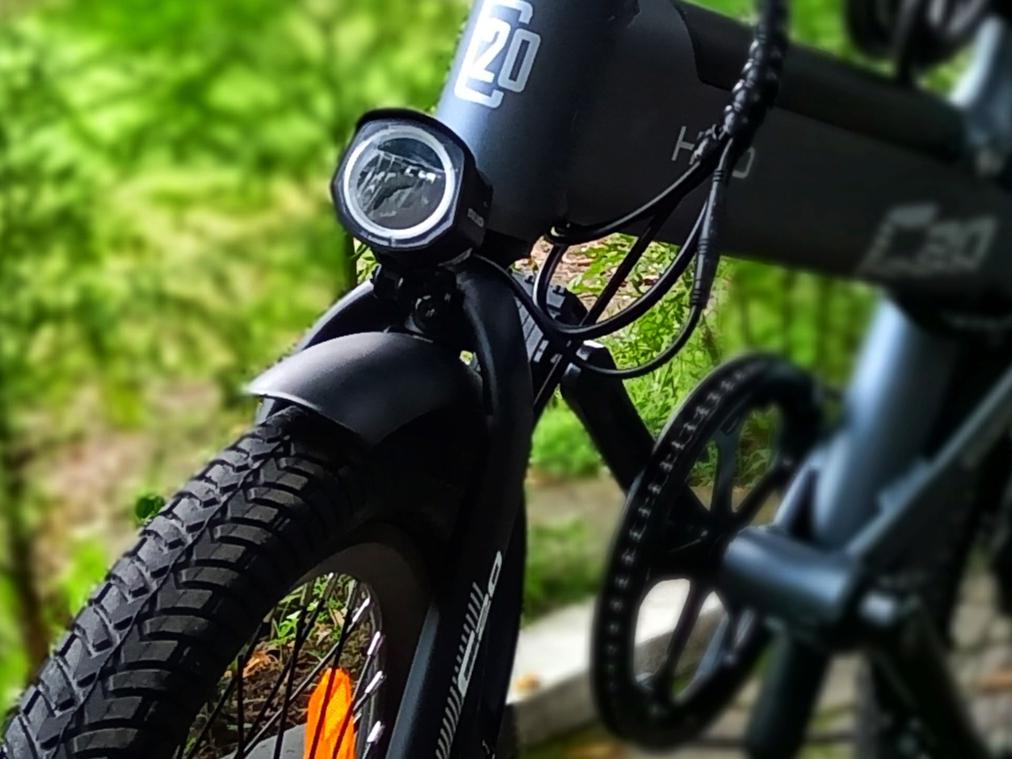 Lampu Depan Sepeda Xiaomi HIMO C20