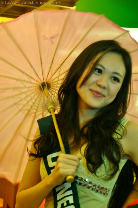 Ms. Chinese Taipei - Kuan-Lien Chen