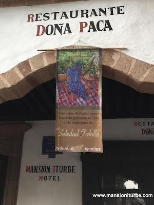 Presentación de Libro de Soledad Tafolla Levorini en Pátzcuaro