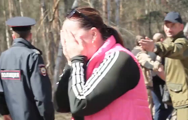 жители Подмосковного поселка против свалки Игоря Чайки
