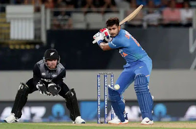 India vs New Zealand : Shreyas Iyer