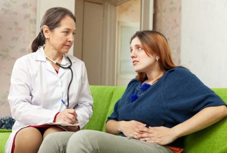 cara mengatasi sakit perut secara alami