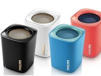 Ini 5 Speaker Portable Kecil dan Unik Untuk Travelling