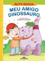 Livro Meu Amigo Dinossauro