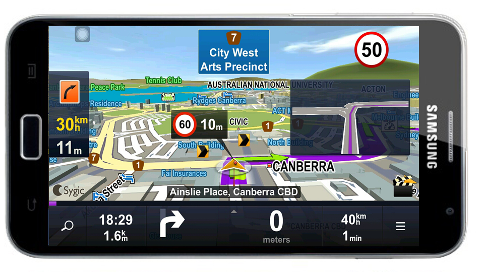 Sygic GPS and Navigation Review GPSPATHFINDER
