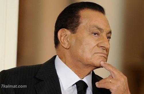 وفاة الرئيس محمد حسني مبارك في المستشفي.