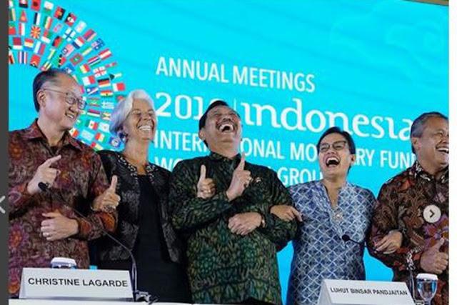 Timses Jokowi: Masa Gara-gara Telunjuk Sepele Dilaporkan ke Bawaslu?