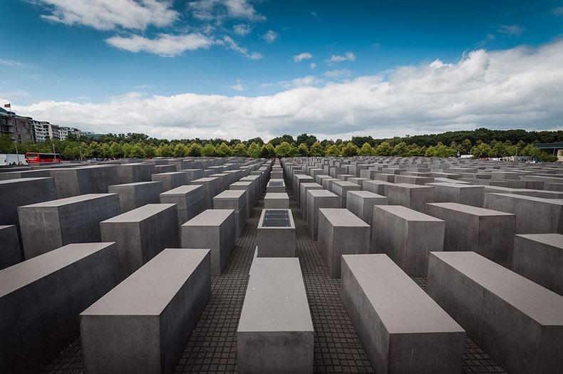 Monumento a los judios asesinados de Europa | Alemania