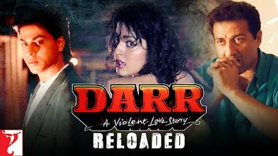 फिल्म 'डर' में शाहरुख खान का नेगेटिव रोल बॉलीवुड के ये दो अभिनेता कर चुके हैं रिजेक्ट