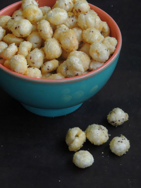 Sweet makhana, Sweet Lotus seeds