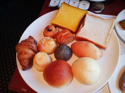パン1 オーセントホテル小樽カサブランカ