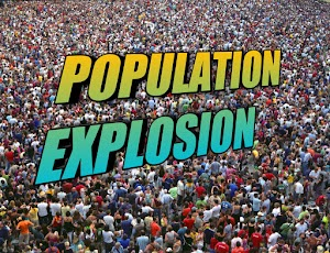 Essay on population explosion for class 8