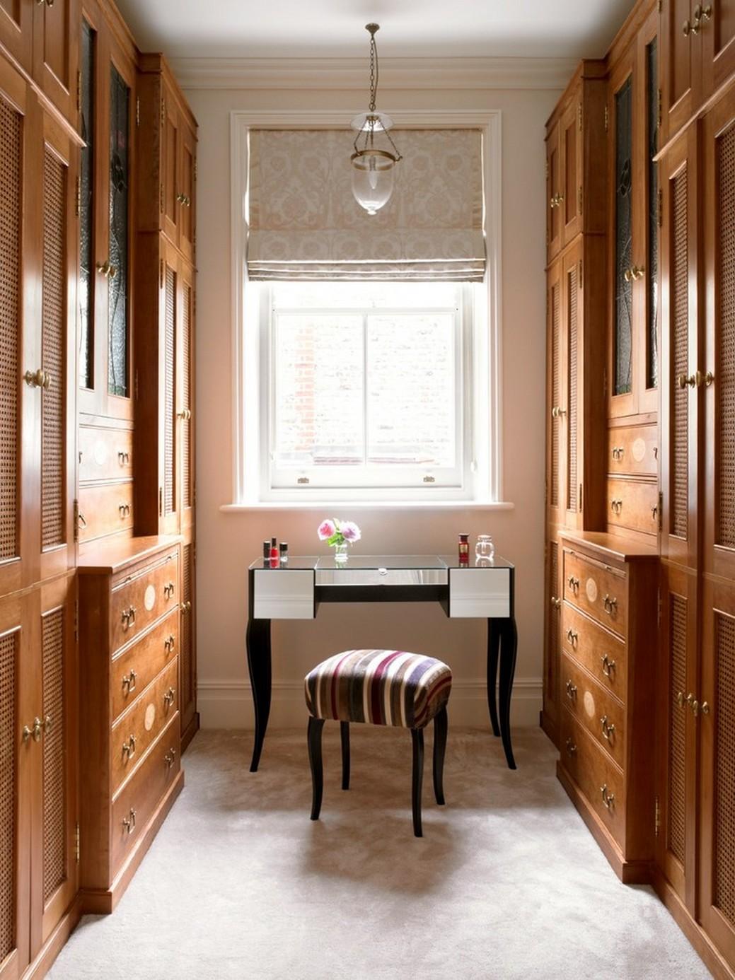 26 Perfect Closet Construction Concept