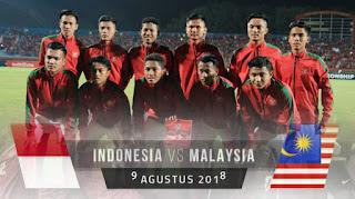 Jadwal Indonesia vs Malaysia - Semifinal Piala AFF U-16 2018