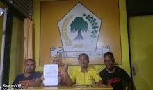 11 DPC Tolak Pelaksanaan Musda X Malra Partai Golkar di Ambon