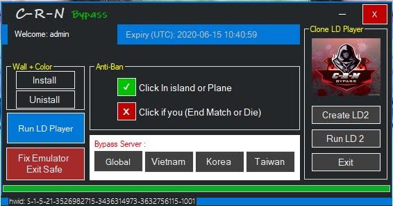 Bypass CRN v1.4.5 LD PLAYER | FREE - SAFE (fix error)