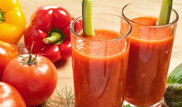 Manfaat Kecantikan dari Jus Tomat