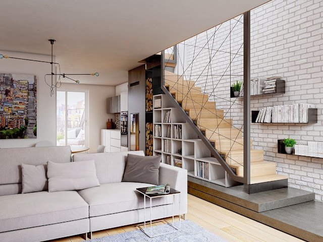 Beautiful Staircase Designs