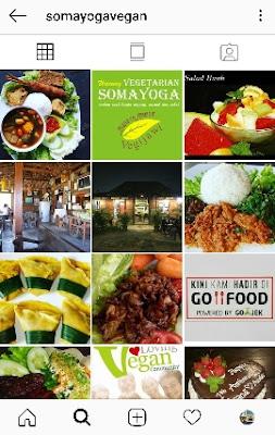 Restoran sehat di Jogjakarta Somayoga