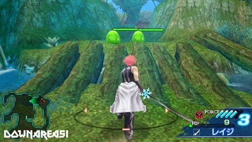 Shining Blade PSP Screenshot Pitcure