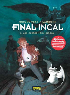 Final Incal Vol 1