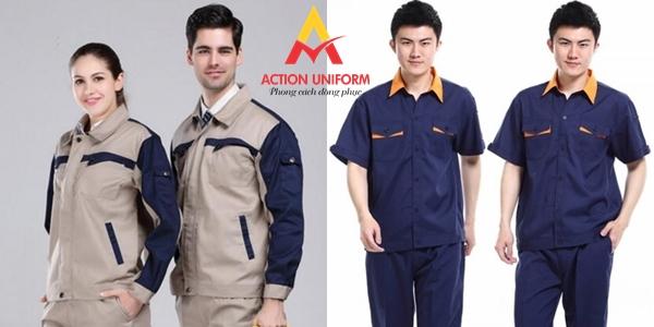 Mẫu đồng phục bảo hộ lao động 5