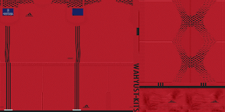 PES 2013 BigPack Adidas 2016-2017 Kits-Template [PSD file]