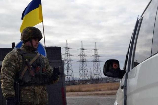 Набув чинності новий порядок перетину лінії розмежування на Донбасі
