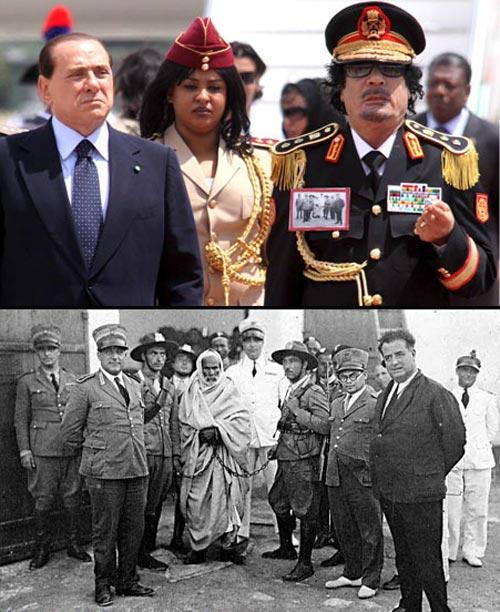 Sumber foto: https://i0.wp.com/1.bp.blogspot.com/-u8Dx-gRrh1g/TqWLSZko-aI/AAAAAAAAOcg/hzhfrGRbvxc/s1600/silvio-berlusconi-kaddafi.jpg