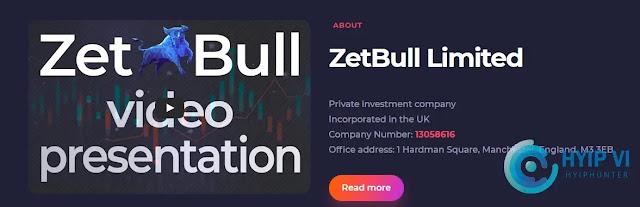 Thông tin về Zetbull