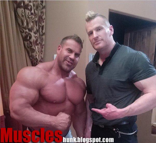 Jay Cutler Bodybuilder Recent