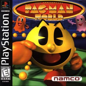 Download Pac-Man World 20th Anniversary (1999) PS1 Torrent