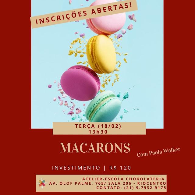 Curso | Macarons