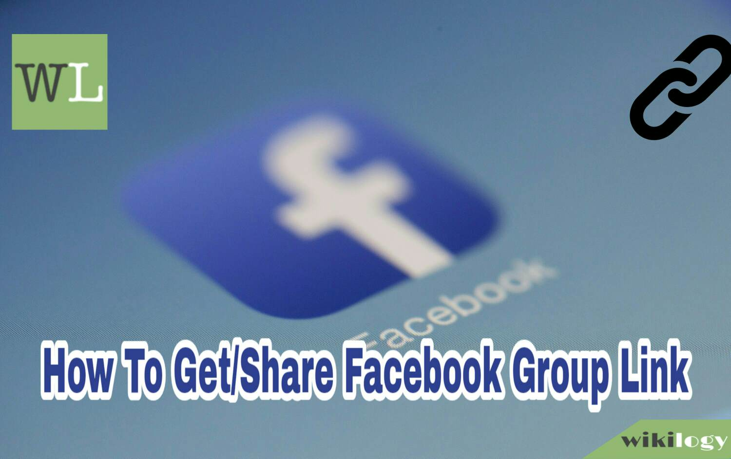 How To Get/ Share Facebook Group Link