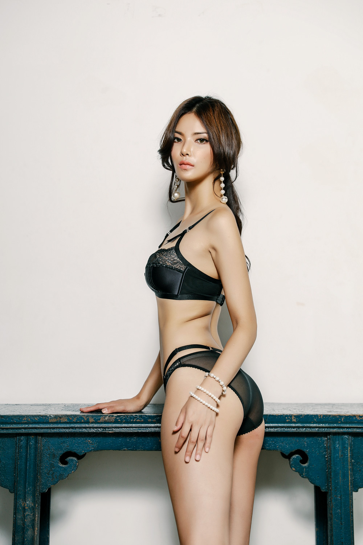 Korean Model Sunny in Lingerie Set August 2017 Sunny Lingerie Korean Pictures Korea Fashion 2017