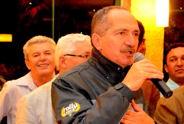 Aldo Rebelo diz que mudanças nas bandeiras da 'esquerda moderna' o afastaram dos partidos tradicionais Foto Joaquim Dantas/Blog do Arretadinho