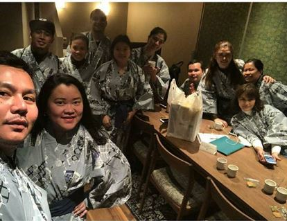 Angel Locsin and Non-Showbiz Friend's Day 2 In Kyoto, Japan's Historical Places!