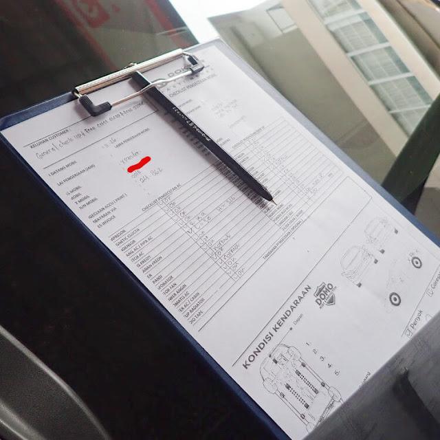 pemeriksaan kondisi mobil di dokter mobil