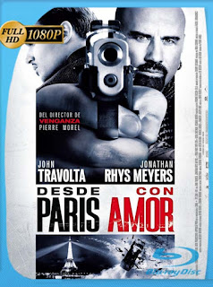 Desde Paris Con Amor (2010) HD [1080p] Latino [GoogleDrive] PGD