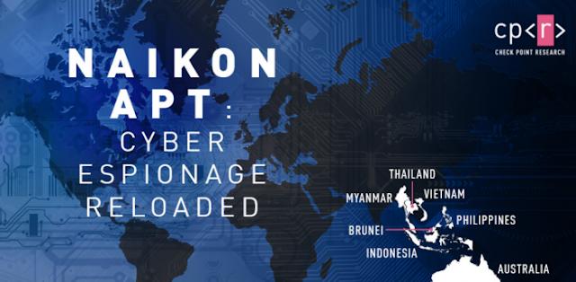 Peretas China Lakukan Spionase pada Lembaga Pemerintah di Asia Tenggara, Termasuk Indonesia