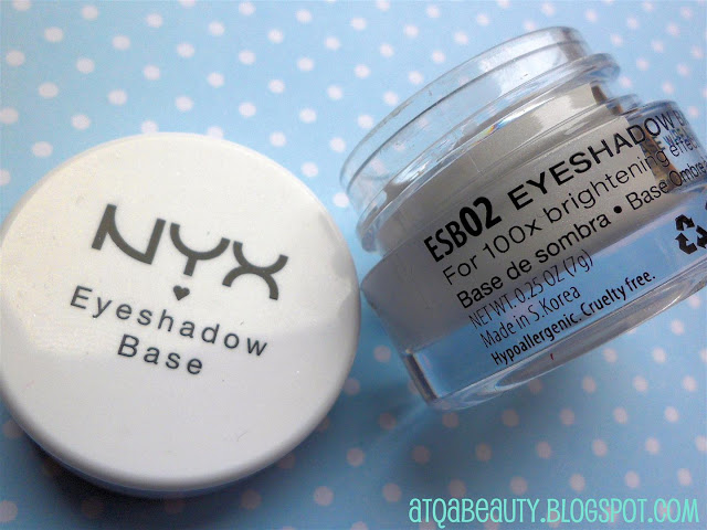 NYX, Eyeshadow Base, 02