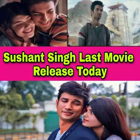 Ahead-Of-Sushant-Singh-Rajput's-Dil-Bechara-Release-Today