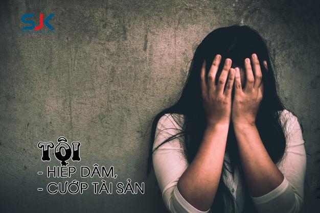 Giải quyết tình huống Hiếp dâm người dưới 16 tuổi và cướp tài sản