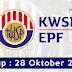 Jawatan Kosong Terkini di KWSP ~ Mohon Sebelum 28 Oktober 2020