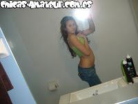 joven cubana amateur desnuda