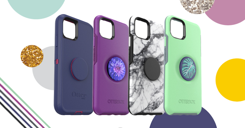 OtterBox Otter + Pop series